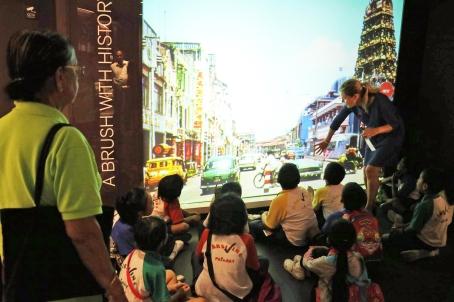 Urban Storytelling: Singapore - Change Over Time